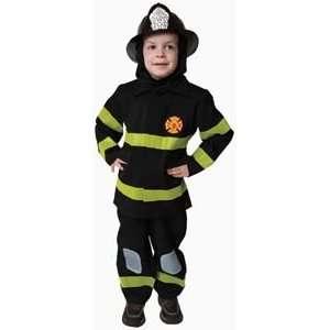 Fighter (black) Toddler Costume Dress Up Set Size 2T: Toys & Games
