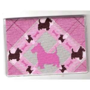 Debit Check Card Gift Card Drivers License Holder Scottie