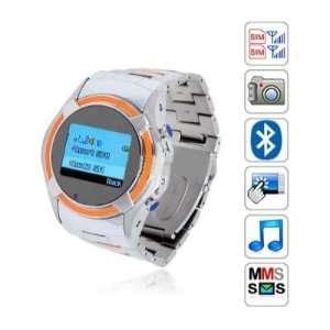 VIP Watch Cell Phone Mobile Dual Sim Dual Standby 2GB
