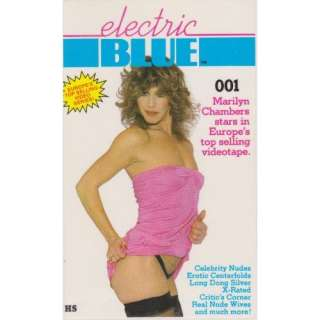Electric Blue 001: Marilyn Chambers, John Holmes, Long