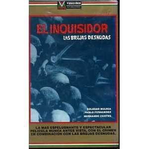 El Inquisidor Las Brujas Desnudas (1975) Spanish: Elena Sedova, Maria