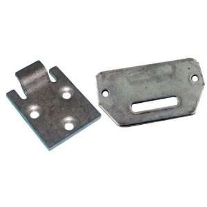 EZGO Seat Hinge Bottom and Cart Plate (1995+) TXT/Medalist Golf Cart