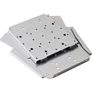23 To 42 Medium Fixed Flat Panel Mount   Platinum (QM