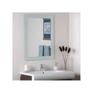 Wonderland SSM502 Decor Sands Frameless Wall Mirror
