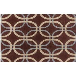 Hand tufted Contemporary Rug 7.75 ft. x 10.5 ft. Furniture & Decor