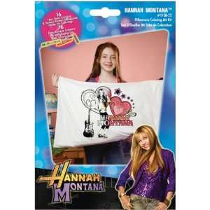 Disney Pillowcase Art Kit Hannah Montana: Home & Kitchen