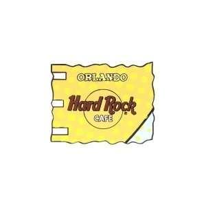 Hard Rock Cafe Pin 11702 Orlando Abstract Series