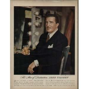 Mr. JOHN BOLES, Distinguished Actor. For Men of Distinction  Lord