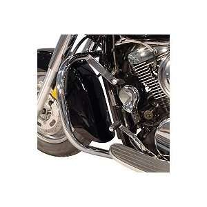 03 08 KAWASAKI VN1600A MC ENTERPRISES FULL ENGINE GUARD