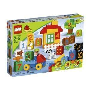 Lego Duplo Learning (5497): Home & Kitchen