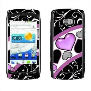 Accessory Protector Cover Skin Vinyl Decal Sticker For LG Ally VS740