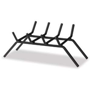18 Four Bar Steel Log Grate: Home & Kitchen
