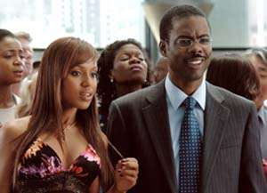 I Think I Love My Wife: Chris Rock, Kerry Washington, Gina