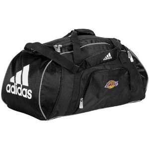 adidas Los Angeles Lakers Black Team Logo Gym Duffel Bag