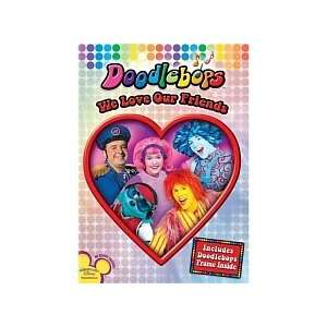 Doodlebops   We Love our Friends DVD: Toys & Games