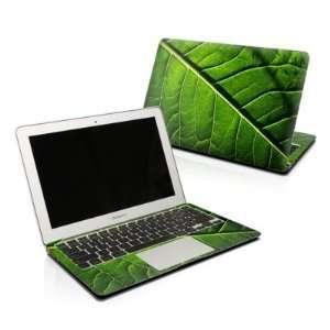 Green Leaf Design Skin Decal Sticker for Apple MacBook PRO