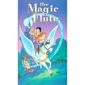 The Magic Flute [VHS]: Mark Hamill, Joely Fisher, Samantha