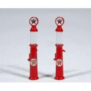 GAS PUMPS   JL INNOVATIVE DESIGN HO SCALE MODEL TRAIN ACCESSORIES 934
