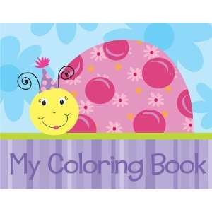 Ladybugs Birthday Coloring Books Toys & Games