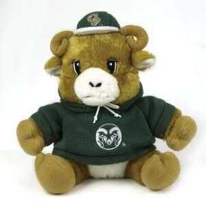 Colorado State Rams 9 Plush NFL Football Team Mascot
