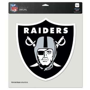 NFL Football Sports Team Auto Car Truck Color 8x8 Die Cut Decal