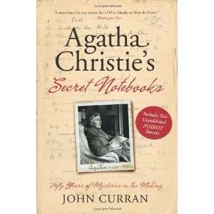 Agatha Christies Secret Notebooks Fifty Years of