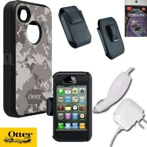 Otterbox Defender Case Military Camo Blizzard Black Camouflage for