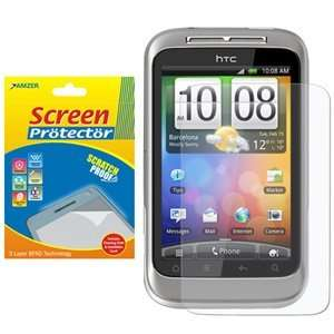 High Quality Amzer Anti Glare Screen Protector Cleaning Cloth For Htc