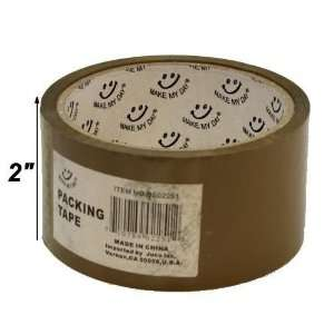 Brown Packing Tape Small Case Pack 36 Automotive
