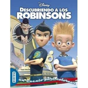 CUENTO PARA COLOREAR (9788424145286) Walt Disney Company Books