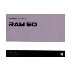 1993 DODGE RAM 50 TRUCK Owners Manual User Guide
