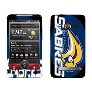 Meestick Buffalo Sabres Vinyl Adhesive Decal Skin for HTC