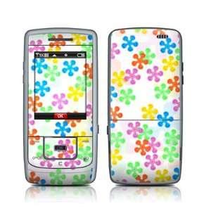Flower Power Design Decal Skin Sticker for the Samsung