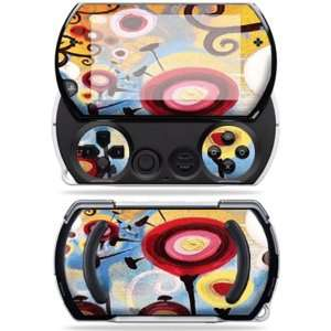 Cover for Sony PSP Go System Sticker Skins Nature Dream Video Games