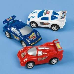 Pull Back Racing Cars   12 per unit  Toys & Games