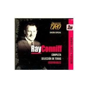 Completa Seleccion De Temas Inolvidables 2 Cds RAY CONNIFF Music