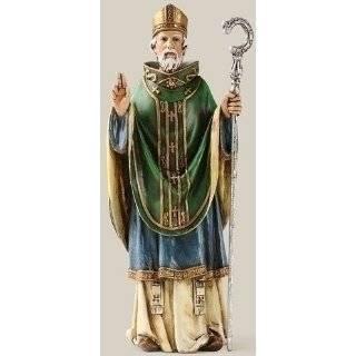 Saint Patrick Religious Catholic Christian Statue Figurine