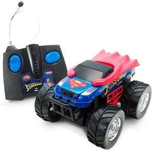 Hot Wheels RC Monster Jam Superman   H9303 : Toys & Games :