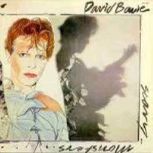 David Bowie   Scary Monsters   [LP] Music