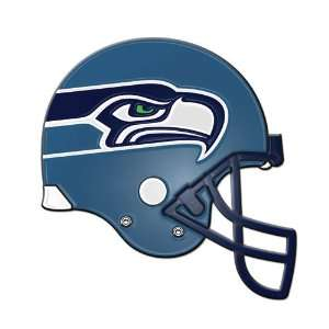 Pack of 4 NFL Seattle Seahawks Football Helmet Sports