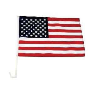 10pc 12 x 18 United States Flag Set