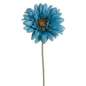 Blue Gerber Daisy Cake Ideas And Designs