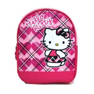 Hello Kitty Mini Soft Toddler Kids Backpack Toys & Games