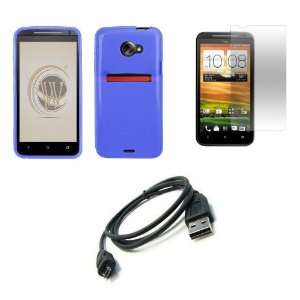 HTC EVO 4G LTE (Sprint) Premium Combo Pack   Frost Blue