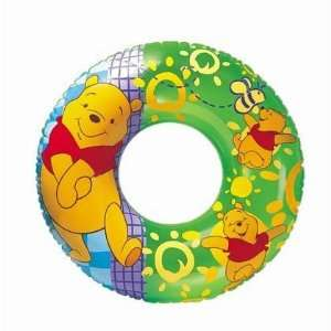 Disney Winnie the Pooh Inflatable Swim Ring Toys & Games