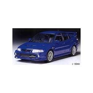 Tamiya 1/24 Mitsubishi Lancer Evolution VI Kit Toys