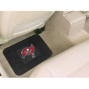 Tampa Bay Buccaneers NFL Heavy Duty Vinyl Car Floor Mat (1 Rear