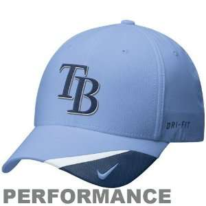 Nike Tampa Bay Rays Light Blue Dri FIT Bright Light