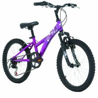 Girls Tess 20 Jr Mountain Bike (2011 Model, 20 Inch Wheels