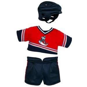 Build A Bear Workshop Hockey Uniform 3 pc. Toys & Games